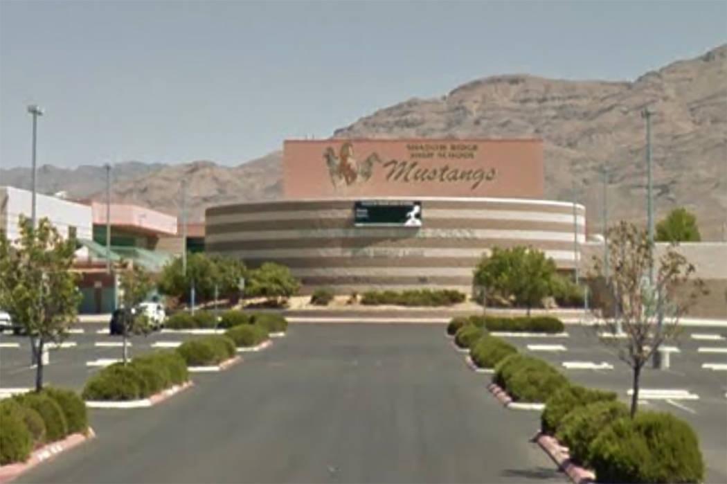 Shadow Ridge High School is seen in a screenshot. (Google)