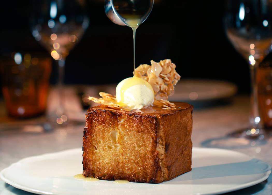 French toast at Bardot (Kevin McCullough)