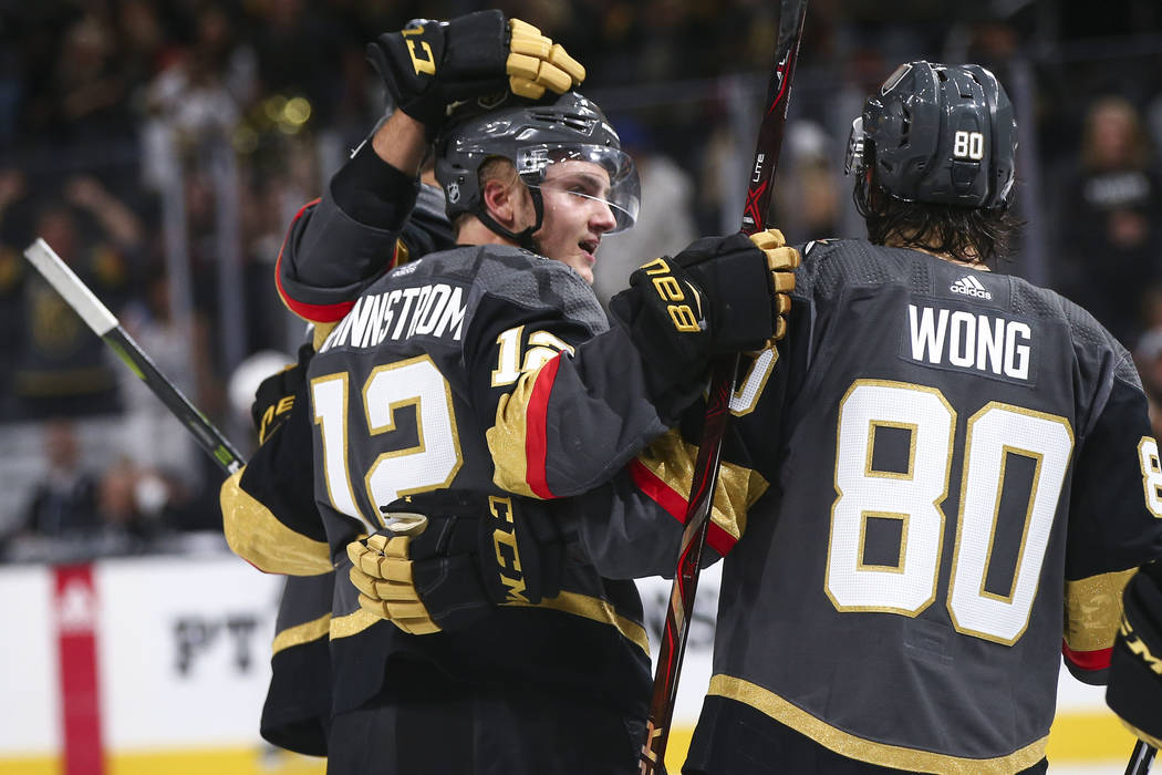outlet store ba9aa 6b204 Golden Knights assign Erik Brannstrom to AHL | Las Vegas ...