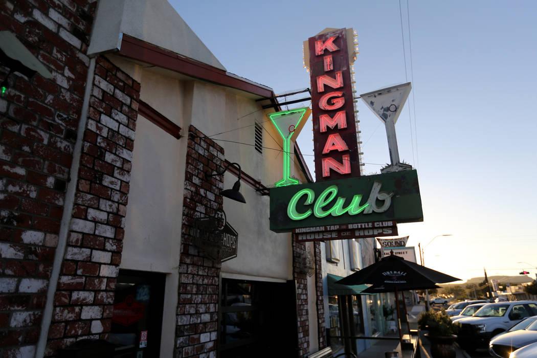 House of Hops in Kingman, Ariz. Wednesday, Sept. 12, 2018. K.M. Cannon Las Vegas Review-Journal @KMCannonPhoto