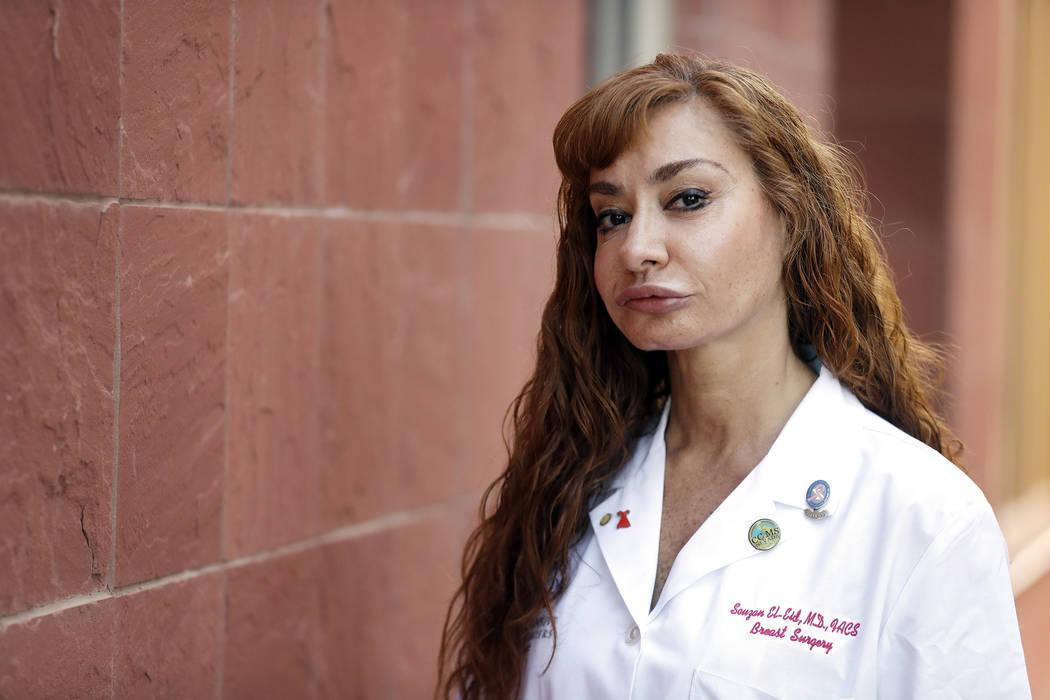 Souzan El-Eid Breast surgeon at Comprehensive Cancer Centers