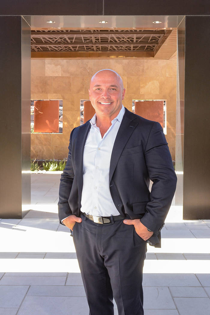 Darin Marques, Ascaya sales manager