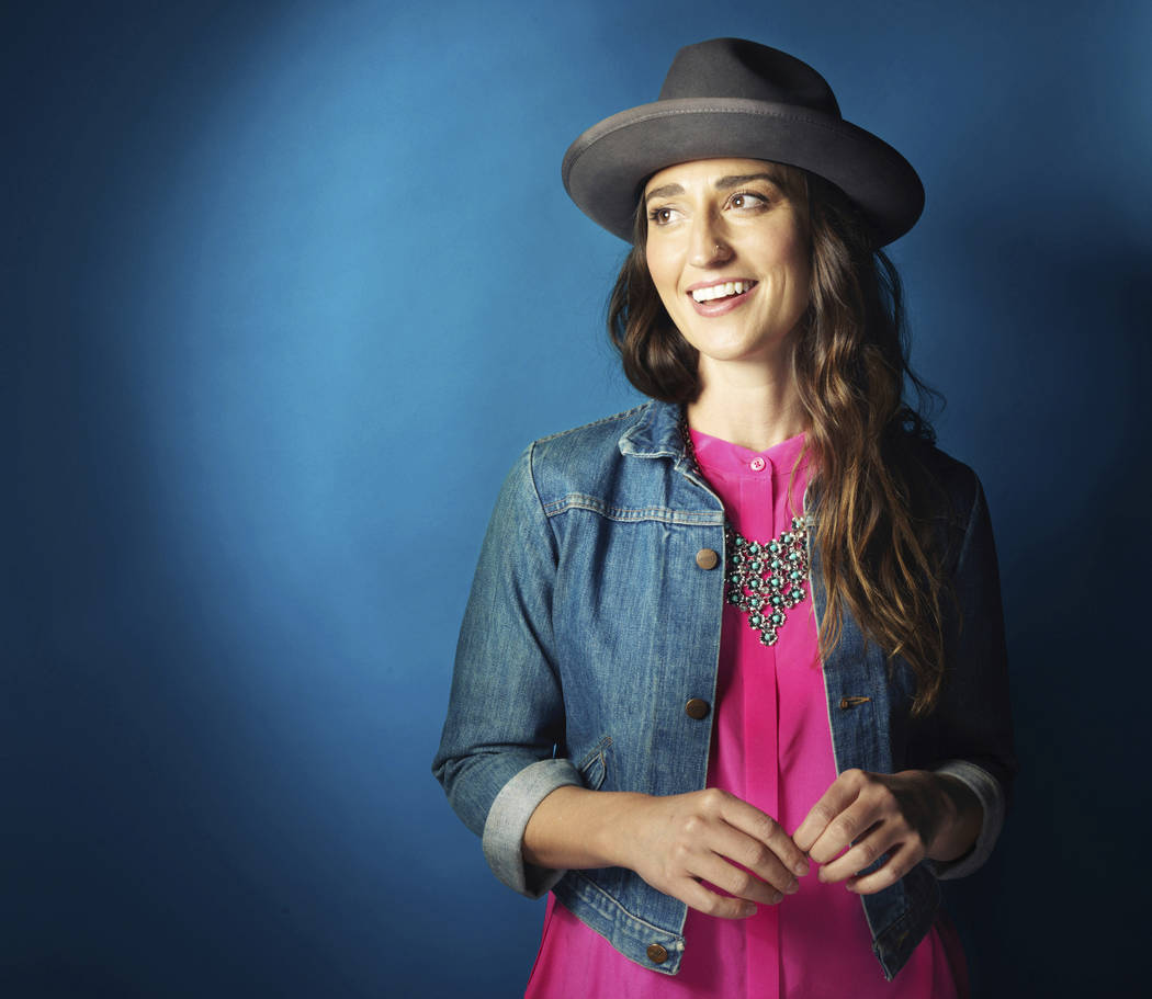 "For singer-songwriter Sara Bareilles, creating the score for ""Waitress"" signaled a creative departure, where she mined source material instead of her own life experiences. (Photo by Victoria Will/ ..."