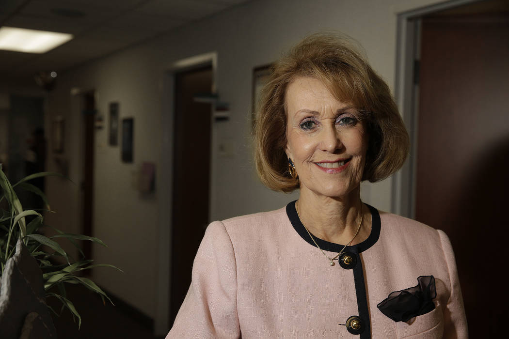 Heather Allen, retired oncologist Comprehensive Cancer Centers of Nevada