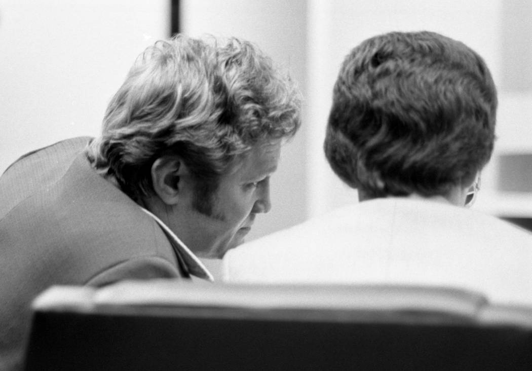 Jerald Burgess, left, was acquitted in 1982 in the abduction of Cary Sayegh, 6, from the playground of the Albert Einstein Hebrew Day School. (File Photo)