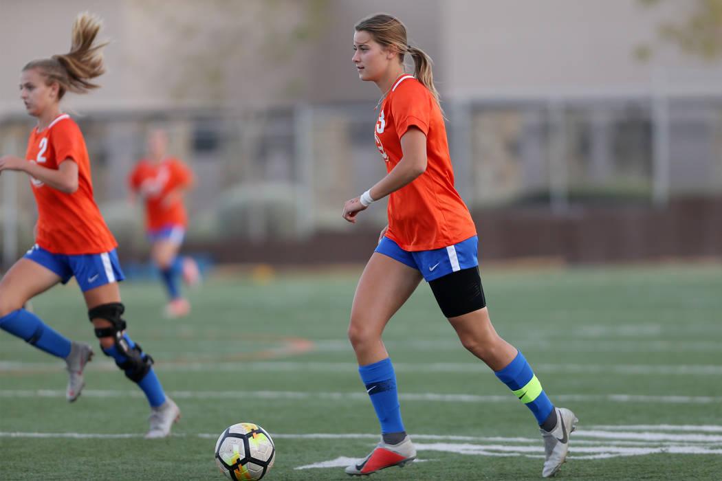 Bishop Gorman girls soccer star readies for life at