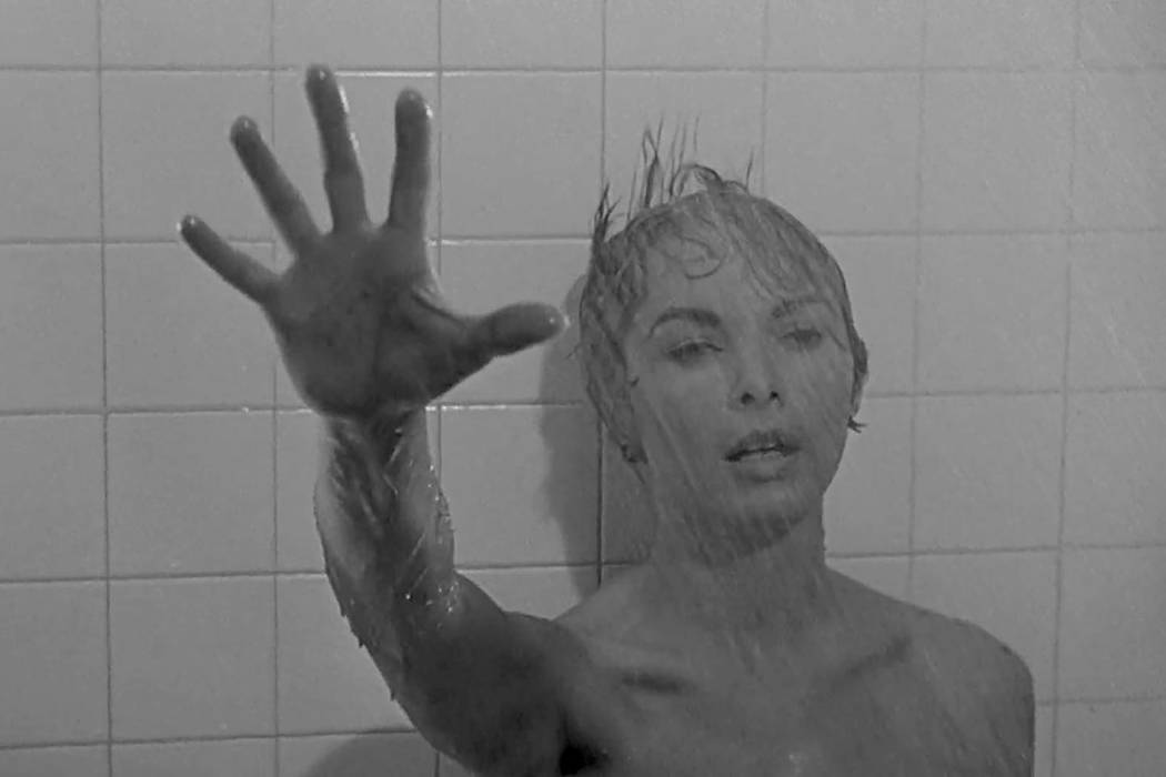 """Janet Leigh in """"Psycho"""" (Paramount Pictures)"""
