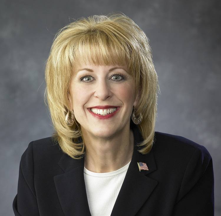 Former Republican state assemblywoman Valerie Weber announced Monday she will run for state Senate District 8. Courtesy photo