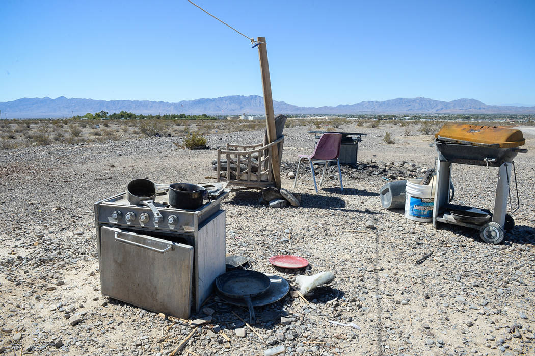 Rural homelessness issue comes to a head in Pahrump | Las