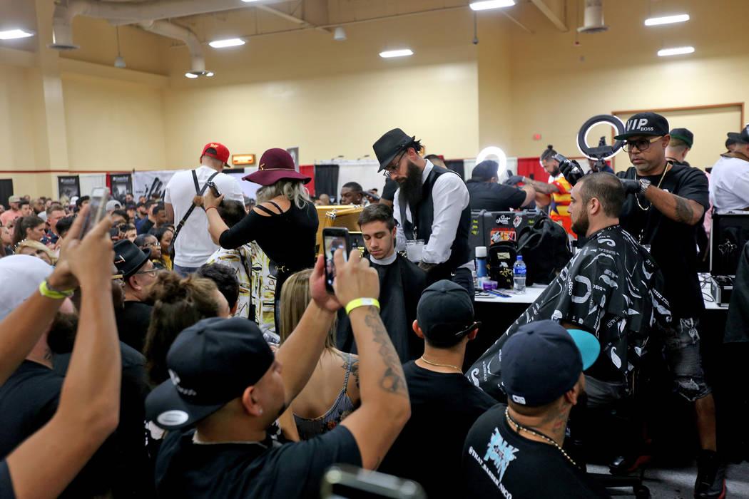 Barbershop industry growing quickly in Nevada, US | Las