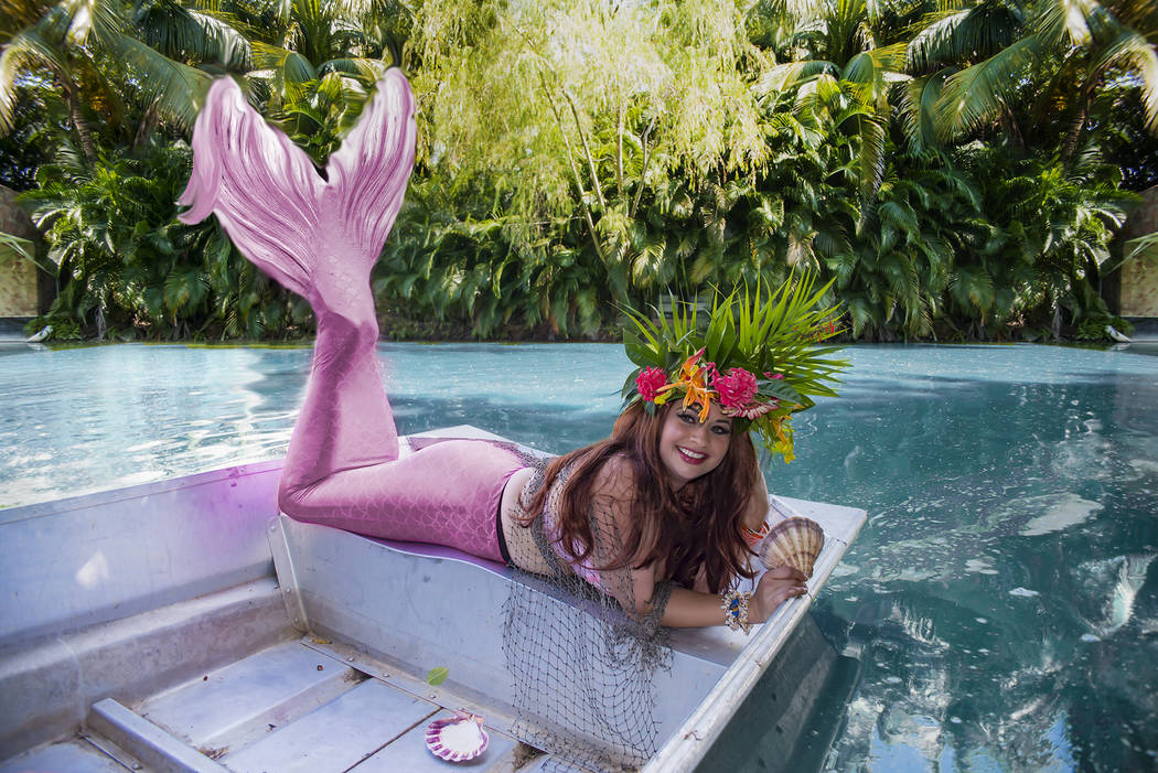 """Heidi Lamprecht participated in Send Me On Vacation's signature getaway, A Mermaid's Journey, a multiday guided-meditation workshop for breast cancer survivors. The workshop concludes with a """" ..."""