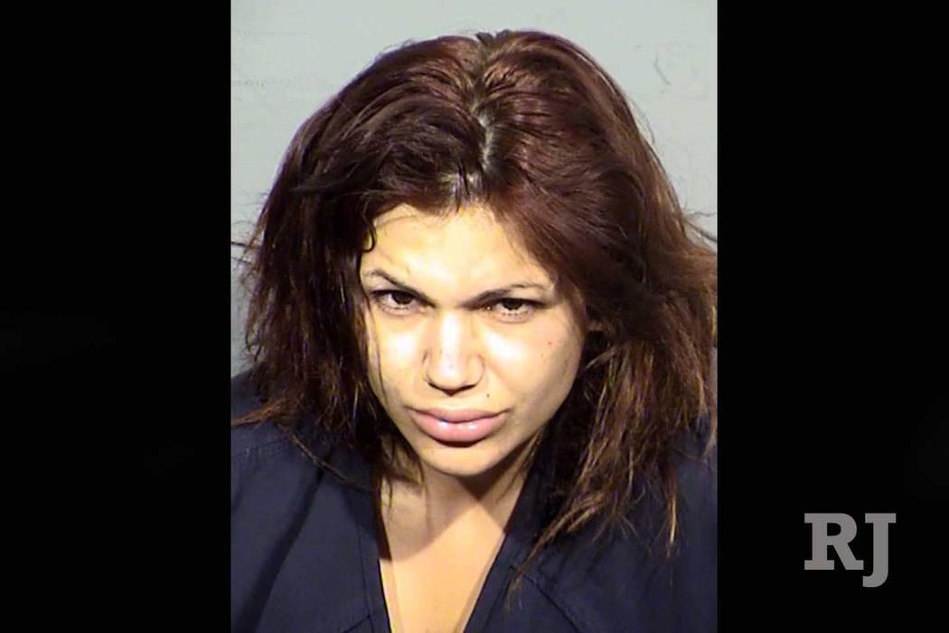 Aylin Alderette, 25 (Las Vegas Metropolitan Police Department)