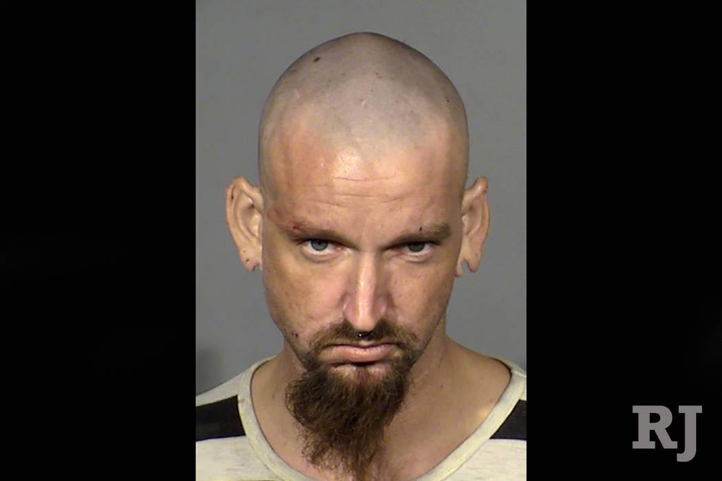 Sean Ross (Las Vegas Metropolitan Police Department)