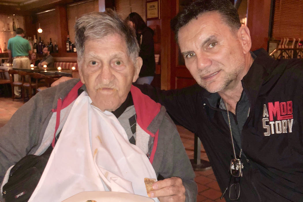 101-year-old mobster wants to visit Vegas — but there's a