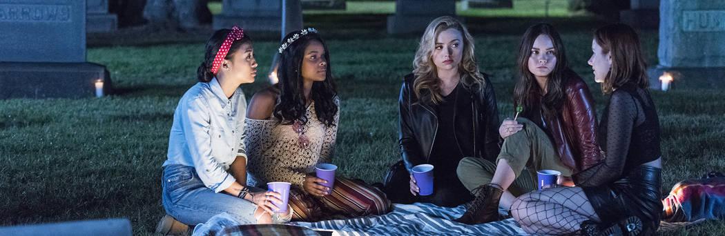 Netflix, Hulu roll out new horror-themed series | Las Vegas