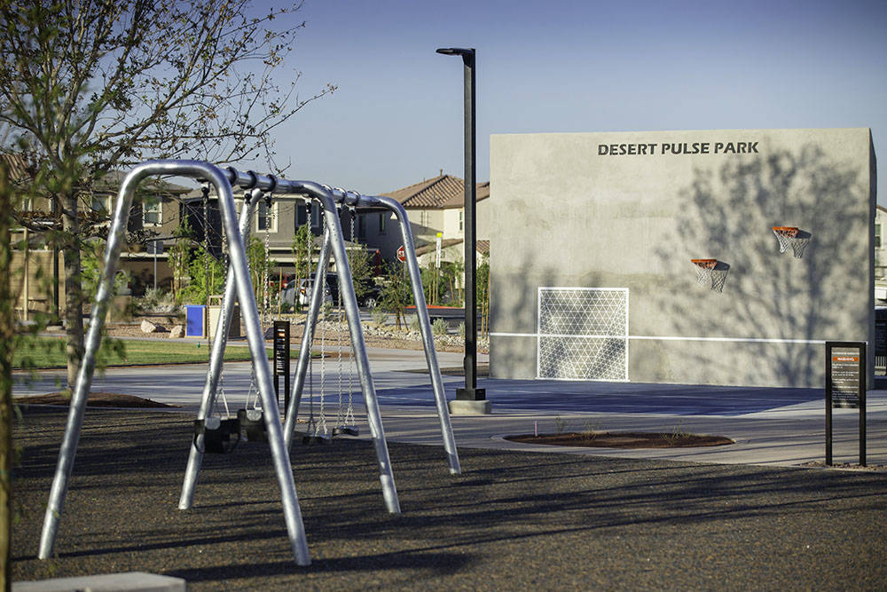 On Sept. 22, Desert Pulse Park, which includes Dakota Dog Park, celebrated its grand opening in Henderson's Cadence community. (Cadence)