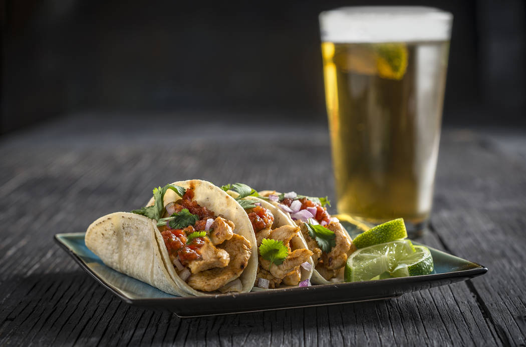 PT's Pub, PT's Gold, PT's Ranch, PT's Brewing Company, Sean Patrick's, Sierra Gold and SG Bar will offer $1 tacos all day.