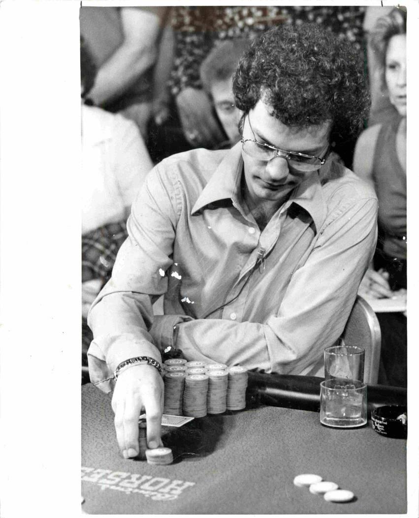 Bobby Baldwin - President of Golden Nugget & 1978 World of Poker Champion (File Photo/Las Vegas Review Journal )