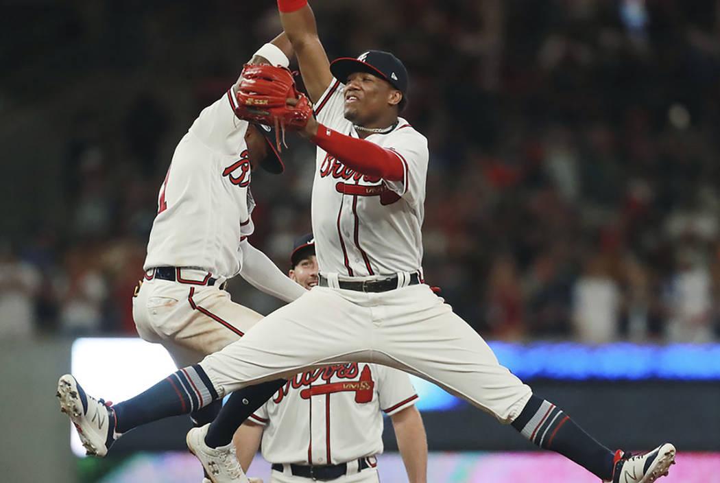 Braves beat Dodgers 6-5, cut NLDS deficit to 2-1 | Las Vegas Review