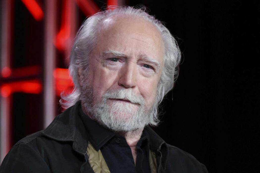 "Scott Wilson, who played the murderer Richard Hickock in 1967's ""In Cold Blood"" and was a series regular on ""The Walking Dead,"" has died. He was 76. (Richard Shotwell/Invision/AP, File)"