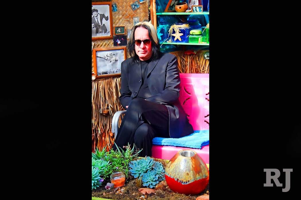 Todd Rundgren in 2015 (Courtesy)