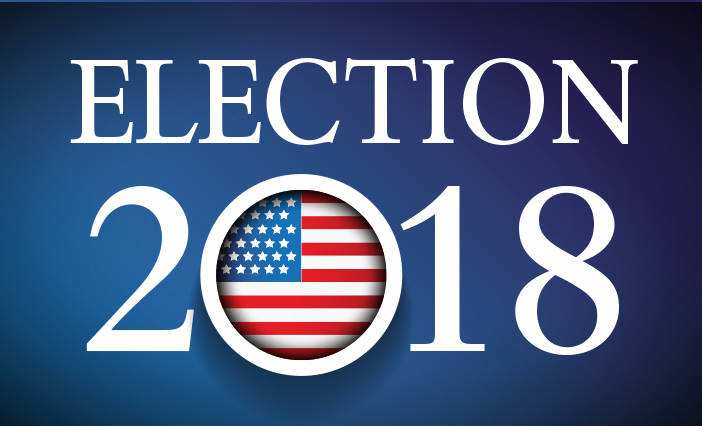 Heather Ruth/Pahrump Valley Times Primary election day is June 12.