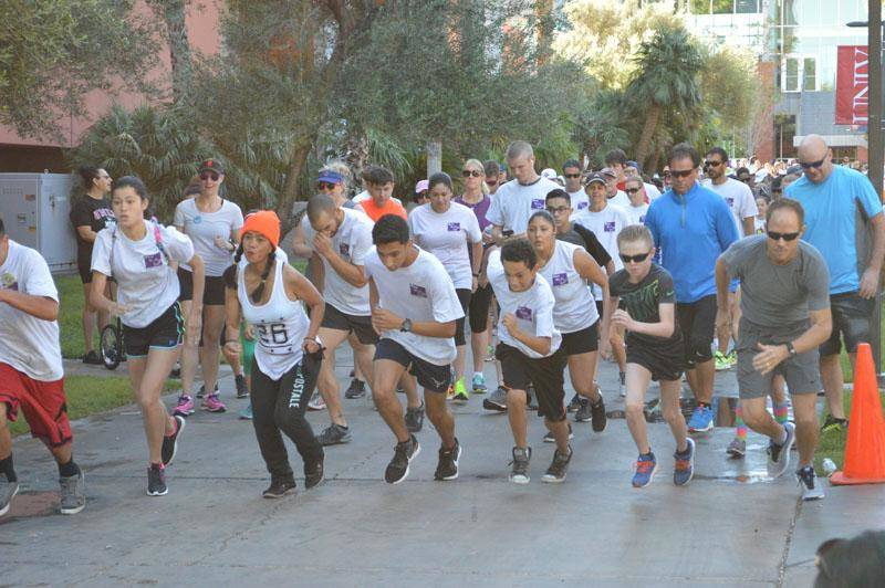 The Findlay Automotive Group-sponsored Nevada PEP Run Walk Roll Against Bullying has been scheduled for Oct. 20 at the Sammy Davis Jr. Festival Plaza at Lorenzi Park. (Findlay)