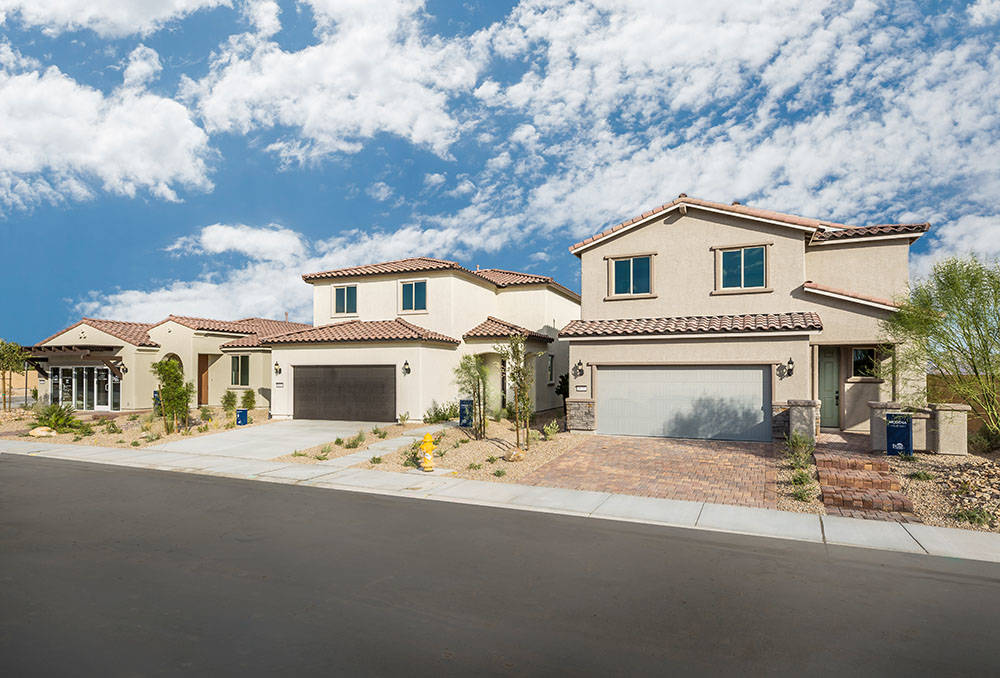Pulte to open first North Las Vegas neighborhood