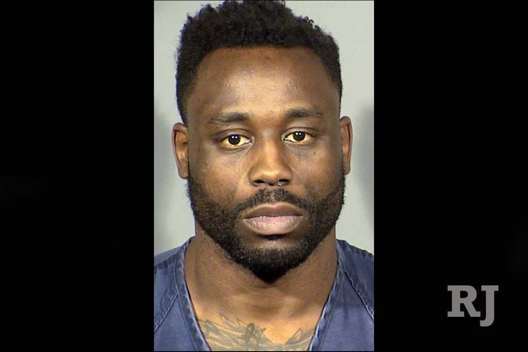 Antonio Bridges, 34 (Las Vegas Metropolitan Police Department)