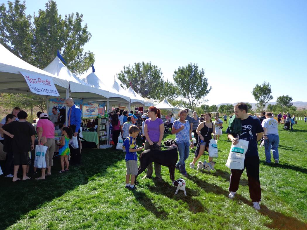 Family, Fur & Fun Festival will provide a day of outdoor activities, pet care education and contests. (Mountain's Edge)