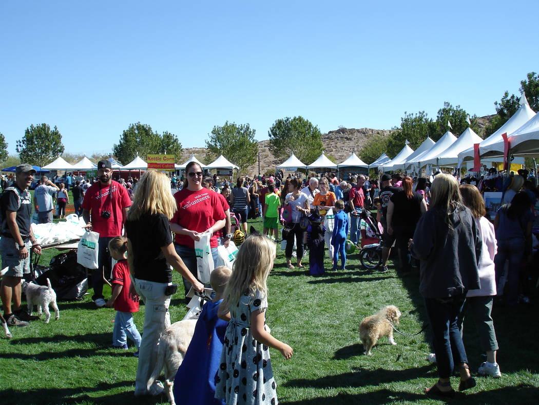Mountain's Edge will hold its annual Family, Fur & Fun Festival Saturday. (Mountain's Edge)