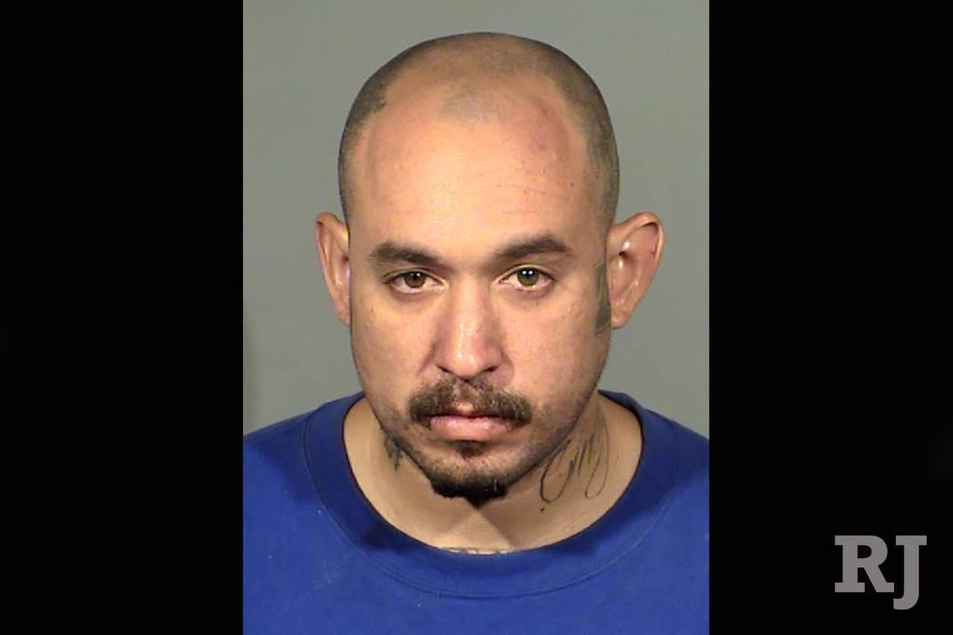 Derek Shapiro (Las Vegas Metropolitan Police Department)