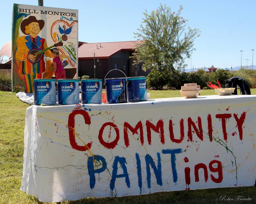 This weekend, the Viva Las VeGrass festival is returning to Craig Ranch Regional Park for its second year. (Viva Las VeGrass)