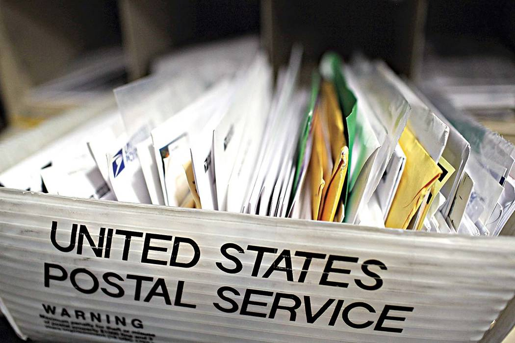 First-class stamp could hit 55 cents as Postal Service swims in debt