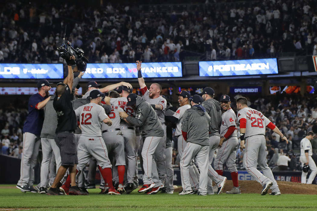Price is right on Red Sox in ALCS, Dodgers to win World Series