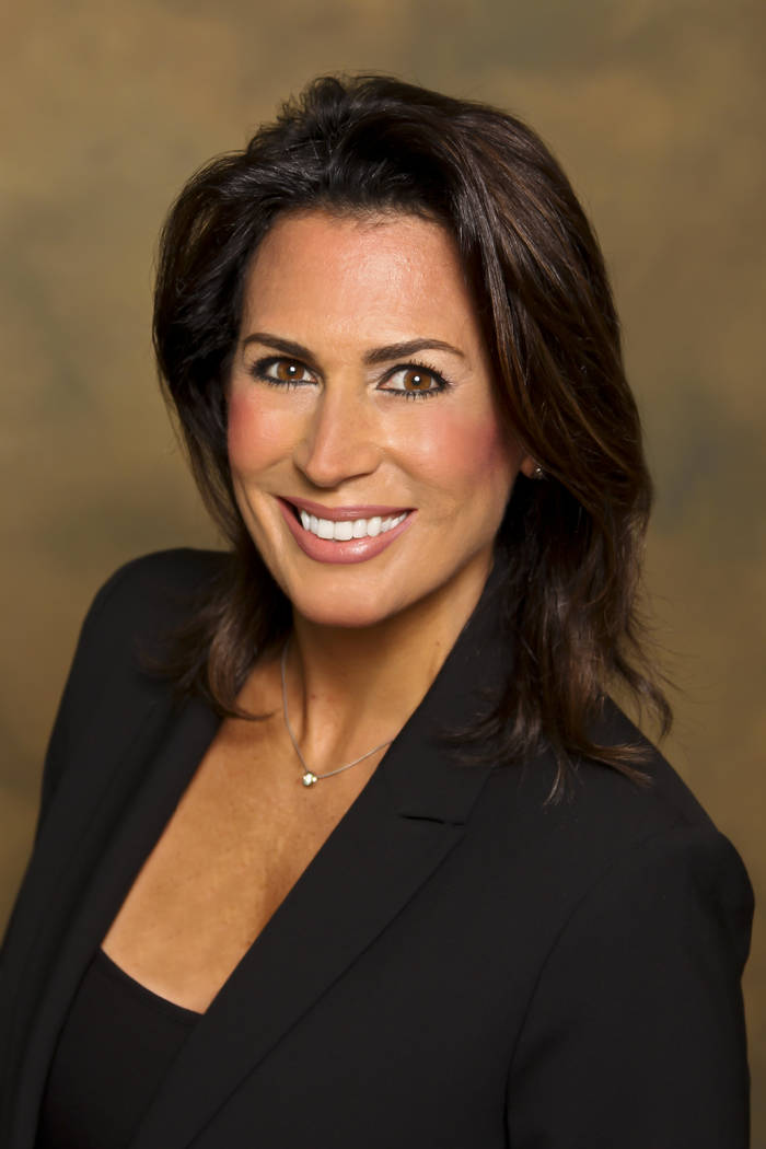 Nicole Milner Breen, vice president and broker for Trump International Las Vegas