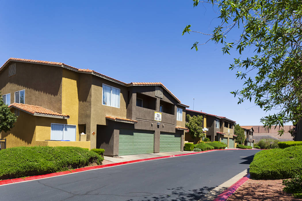 San Diego company buys Henderson rental complex
