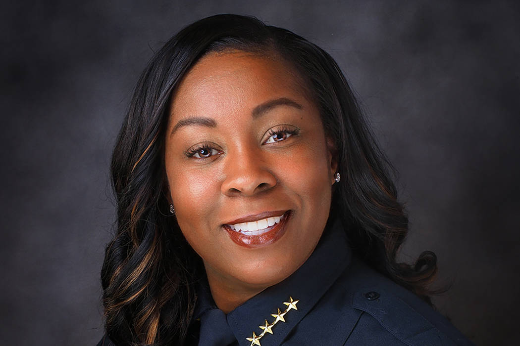 Henderson Police Chief LaTesha Watson (City of Henderson)