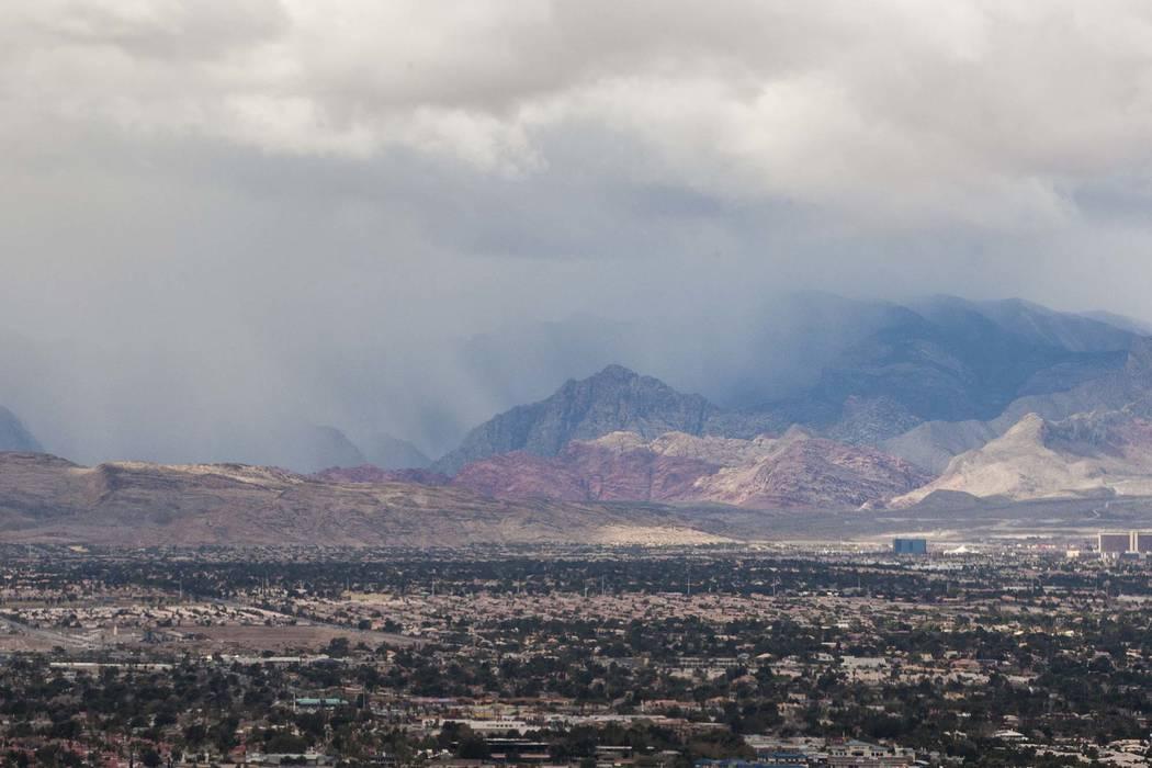 (Patrick Connolly/Las Vegas Review-Journal) @PConnPie