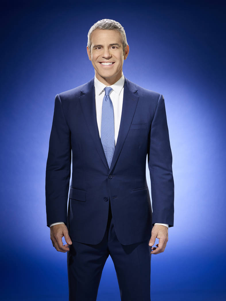 ANDY COHEN'S THEN & NOW -- Season:1 -- Pictured: Andy Cohen -- (Photo by: F. Scott Schafer/Bravo)