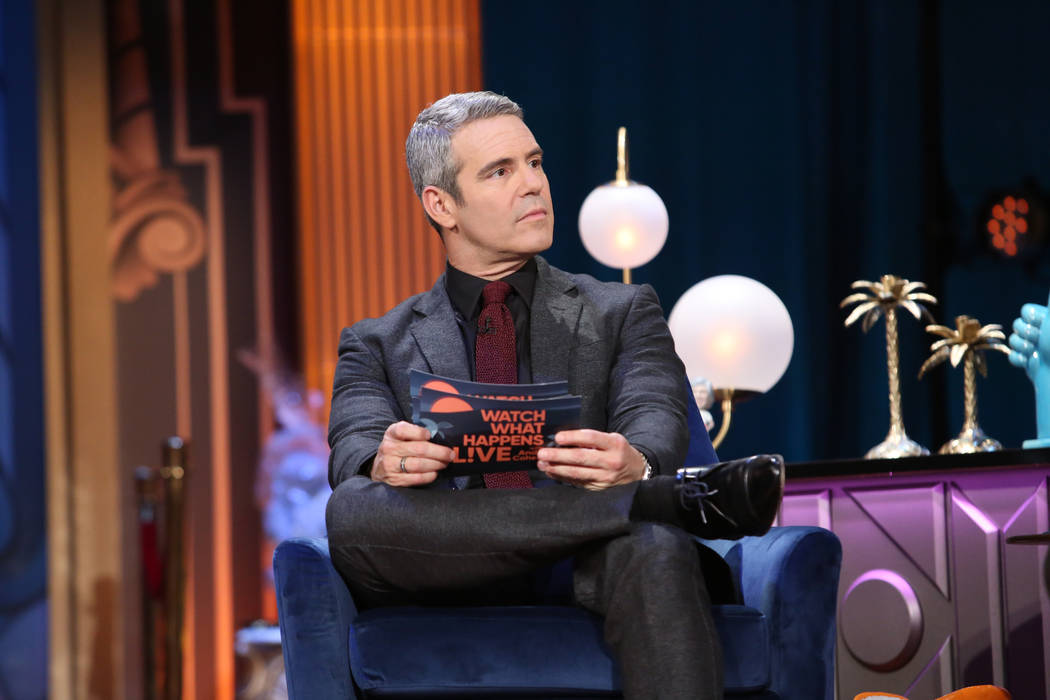 WATCH WHAT HAPPENS LIVE WITH ANDY COHEN -- FYC Event -- Pictured: Andy Cohen -- (Photo by: Jesse Grant/Bravo)