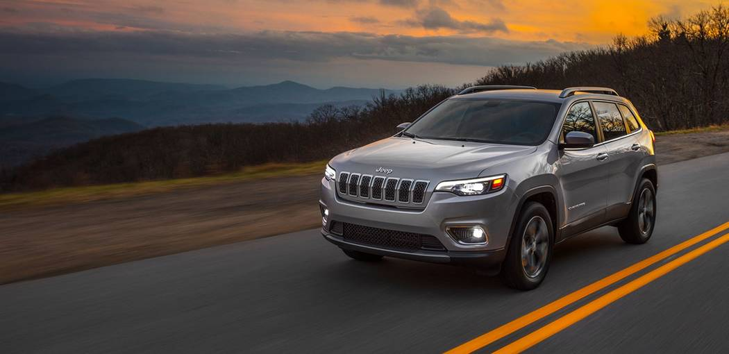 The Jeep Grand Cherokee, the most awarded SUV, is available at Chapman Chrysler Jeep. (Chapman)