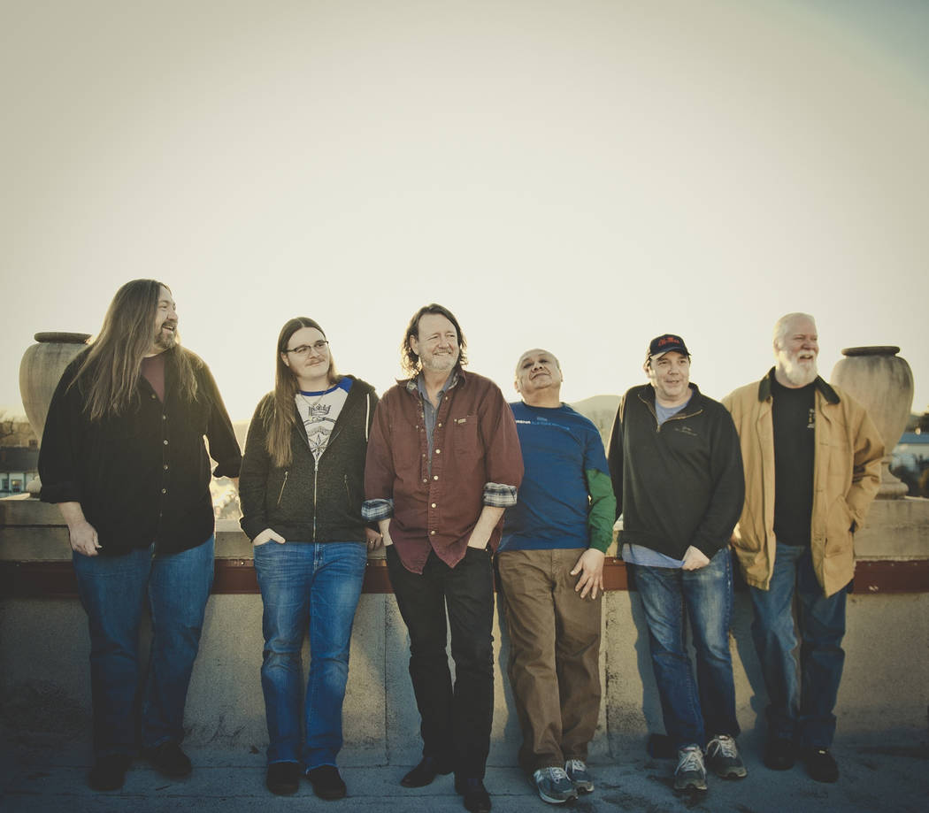 """Widespread Panic promise """"fresh covers, things we've never played before"""" during their three-night stand at the Park Theater (Andy Tennille)."""