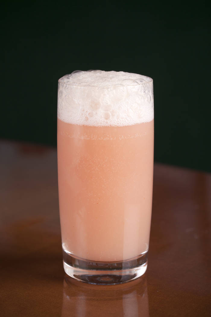 The Bellini, which owes its delicate flavor and faint-blush color to the sweet summer fruit, was created by Giuseppe Cipriani in 1948 at the storied Harry's Bar in Venice, Italy.. Cipriani