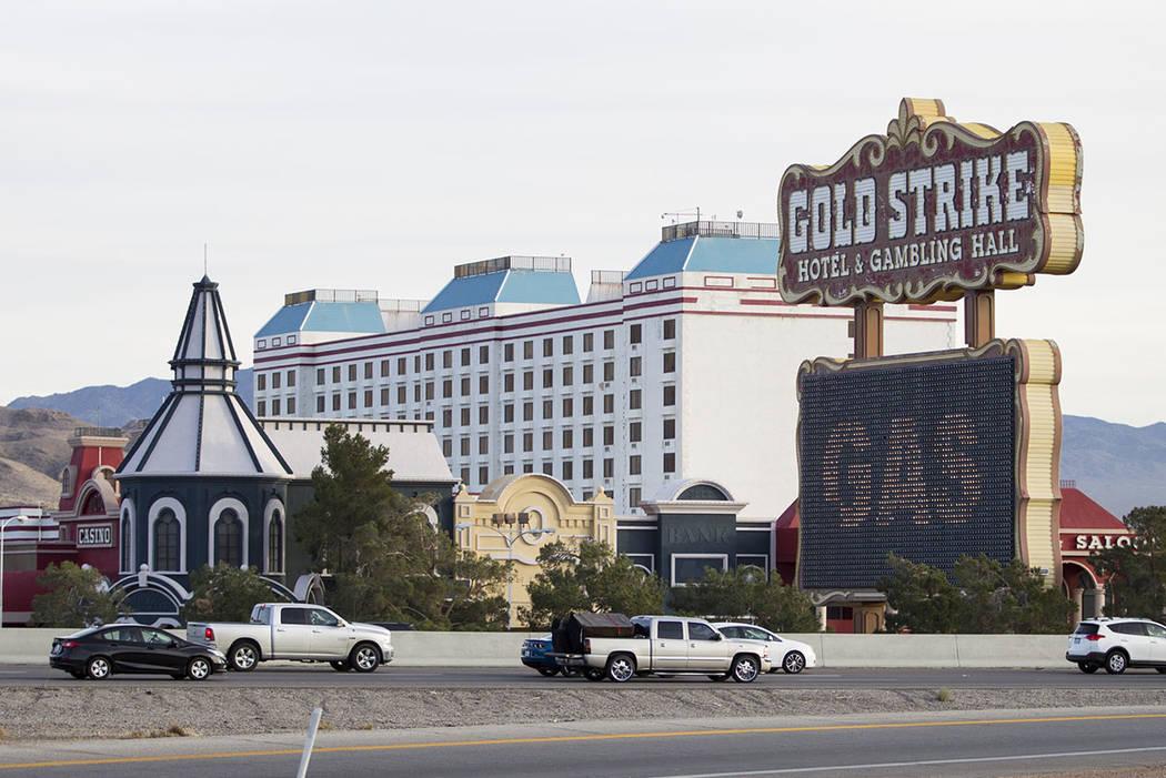 gold strike casino resort las vegas