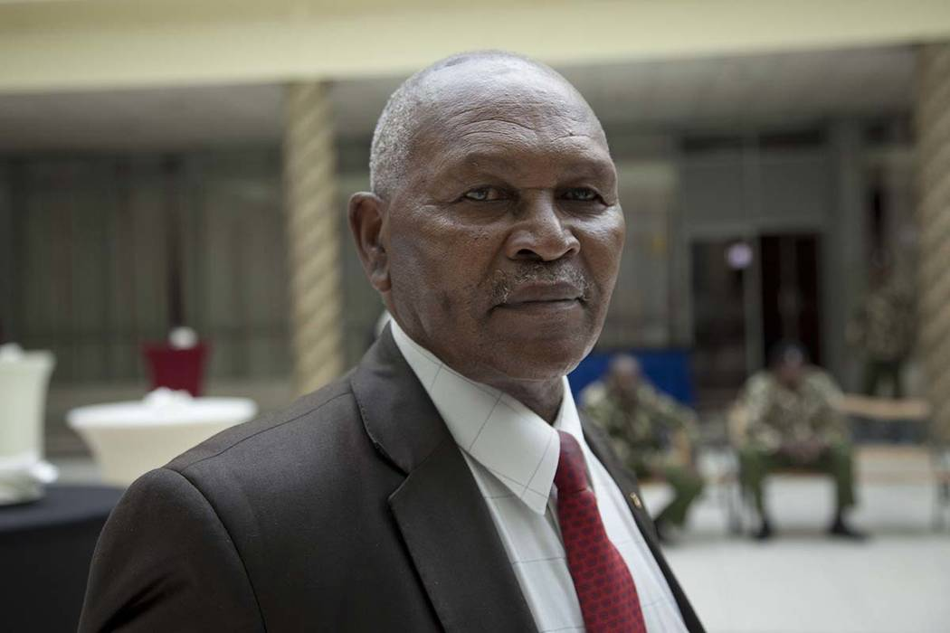 Kip Keino, a trailblazer for Kenyan runners and a gold medalist at the 1968 Olympics, is under arrest following allegations he and six othe sports and government officials embezzled and misappropr ...