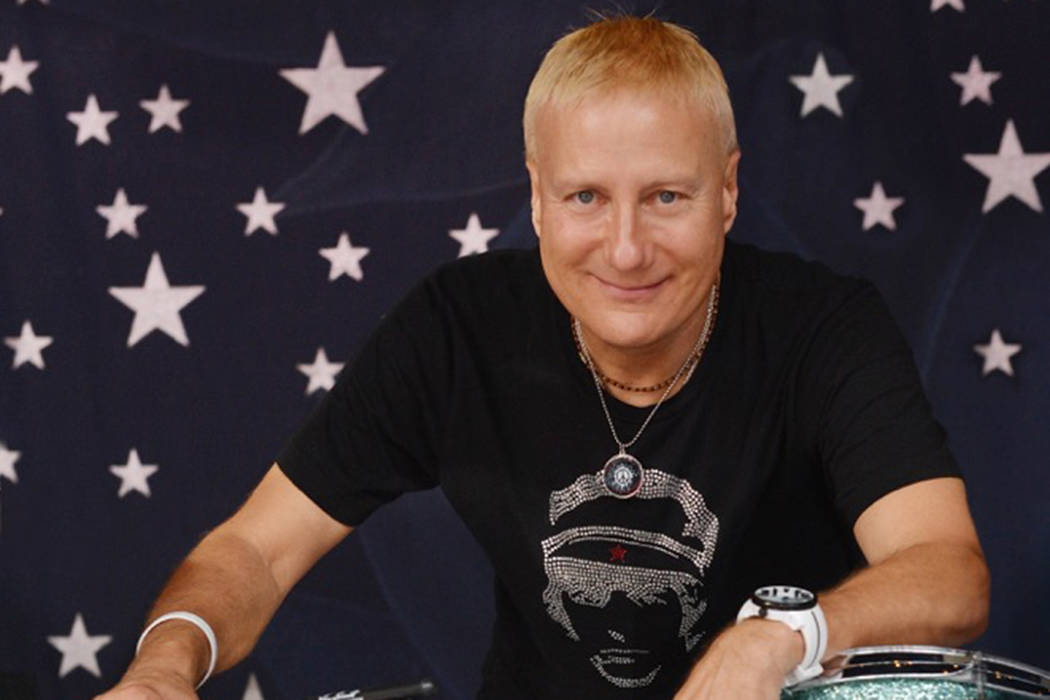 Gregg Bissonette, a member of Ringo Starr and his All-Starr Band for five years, plays with UNLV Jazz Ensemble I on Sunday at Ham Hall. (Gregg Bissonette)