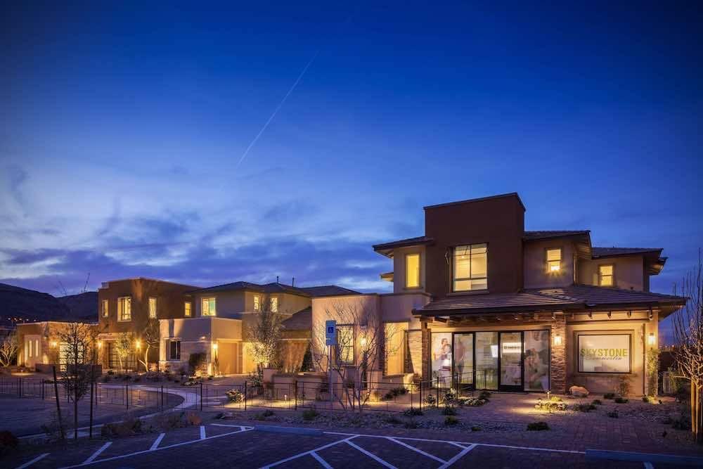 Woodside Homes is building new communities across the Las Vegas Valley. (Woodside Homes)