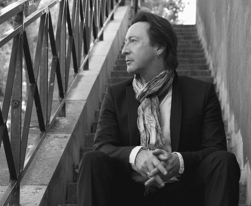 Deborah Anderson Julian Lennon, son of John Lennon and his first wife, Cynthia, turned his photography hobby into a second career.