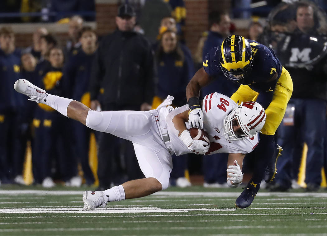 Michigan can be national title contender with win at ...